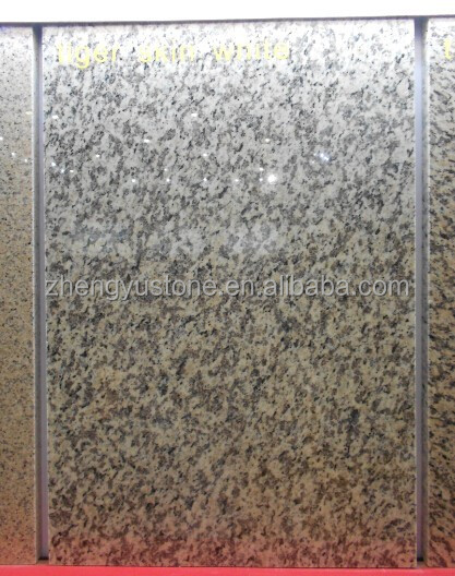 Hot Sell Chinese Granite Tiger Skin White