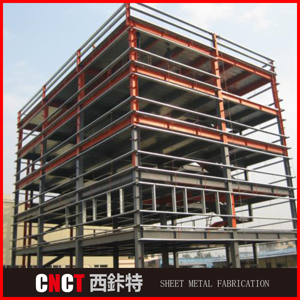 China factory steel structure warehouse drawings