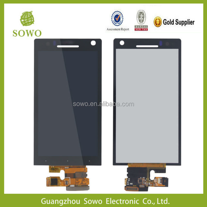 replacement lcd touch screen for sony xperia s lt26i lt26 complete