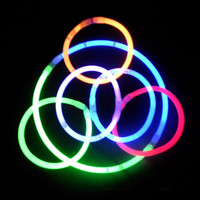 Brightest strong light glow sticks glow in the dark necklace