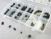 assortment 160PC Metric fine threaded set screws Kit