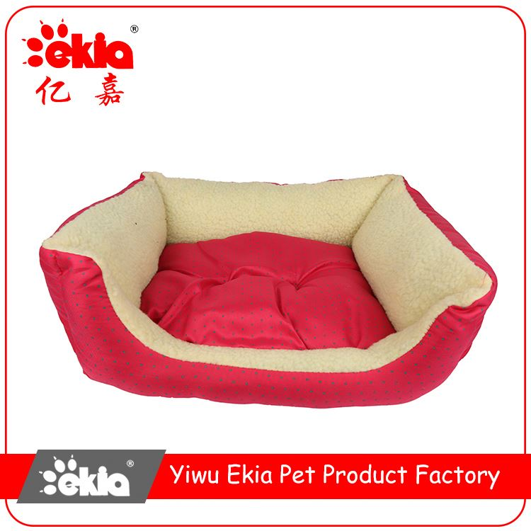 Top selling good quality nice sleeping dog bed luxury