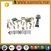 Very nice plastic army soldiers toys figures set for kids