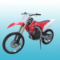 Dirt bike 250D with 250cc water cooled, 4 valve,disc brake