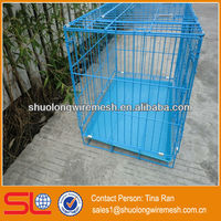 Have Stock factory Folding metal portable dog run kennels(BV Certificate Company and Factory)