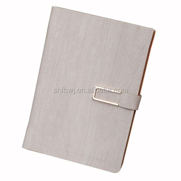 New design custom notebook printing guangzhou fashion stationery