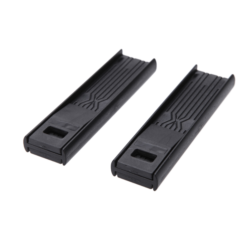 2pcs Reed Case for Clarinet Sax Saxophone Protect Holds 4 Reeds