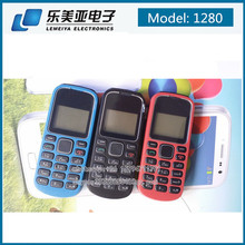 Classic New Brand 3G Unlocked Mobile Phone 1280 with batteries Support Arabia Keyboard Music Mp3 3310 c1-01 105 3310 cellPhones