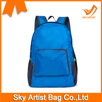 Customized Waterproof of Lightweight Foldable Daily Packback