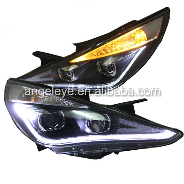 For Hyundai Sonata LED head lamp 2009 to 2011 year Type TLZ