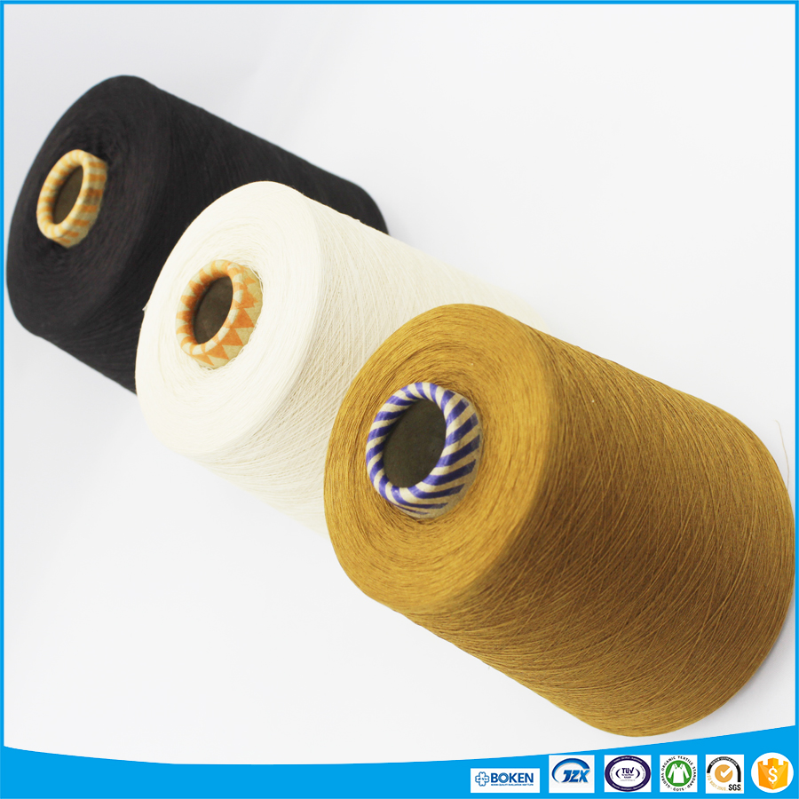 Gassed Mercerised Cotton Yarn Manufacturer for glove