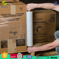 J355 Perforated plastic film for furniture protective