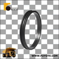Fuyote manufacture replace with CR3820 high rubber HNBR mechanical face seal, mining car using face seal
