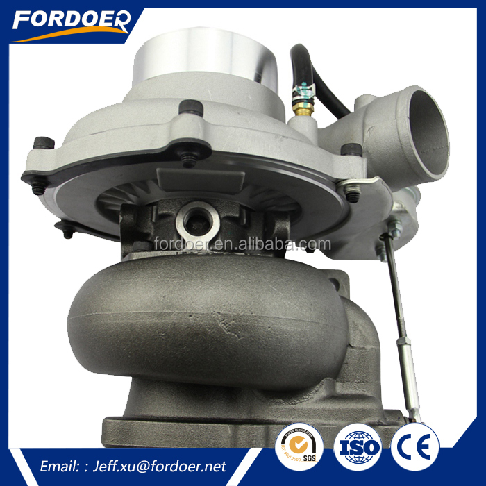 Turbocharger and turbo parts of GT3576D 750849-0001, 750849-0002 applying for J08C-TI Engine