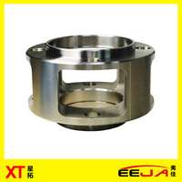 EEJA custom lost wax casting CNC machining parts