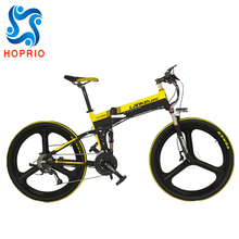 48V 240W Folding Electric Mountain Bikes Popular Sports Bicycle