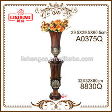 Beautiful home living room desktop decoration items flower tall vase A0375Q