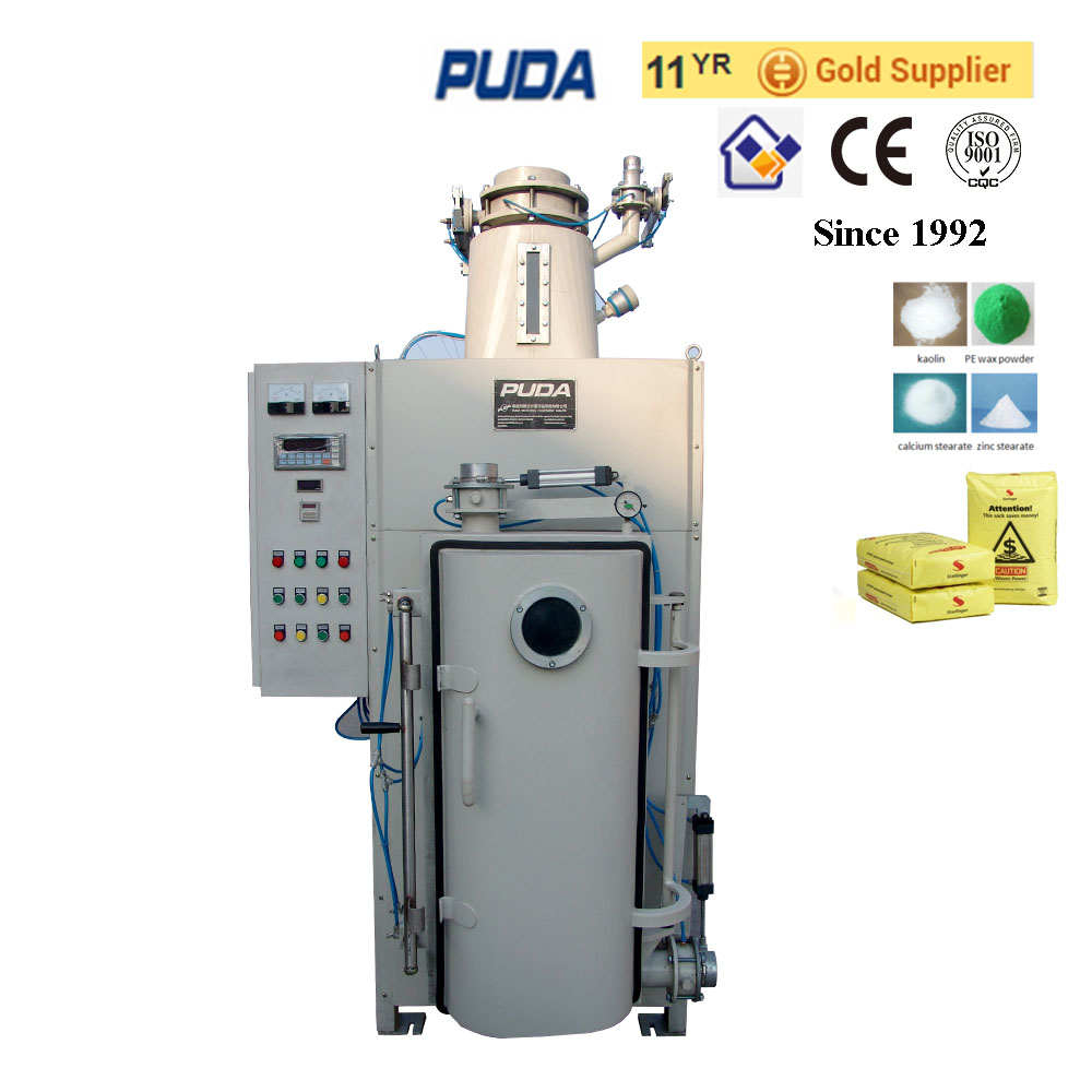 10kg to 50kg kraft paper bag zinc stearate packaging machine