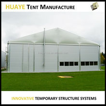 Inflatable aluminum frame warehouse tent for your storage space solution