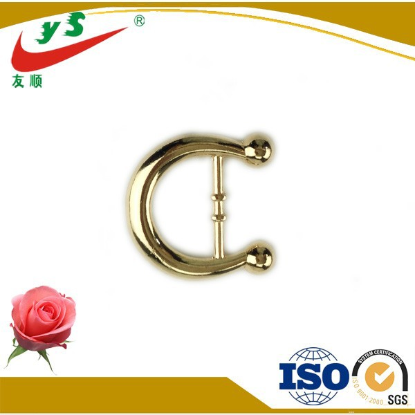 Alibaba China supplier custom coconut buckle for sarongs