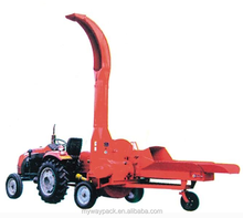 High quality factory supplied hay shredder/hay cutter/grass chopper machine