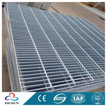 Floor Gully Galvanised Clip Aluminum Grating