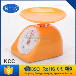 Colorful Fruit And Vegetable Scales Scale