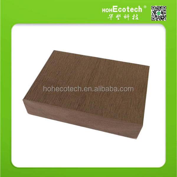 WPC Outdoor new tech wood composite decking