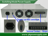 Power supply switch for Telecommunication Device