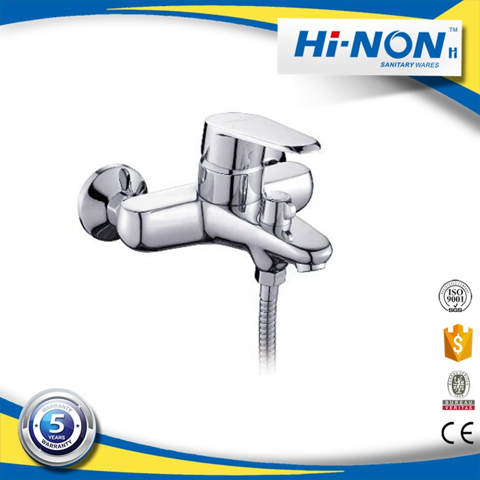 Promotional top quality polished shower faucets