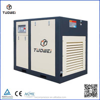 twin stage nebulizer 11kw v belt screw air compressor and air dryers