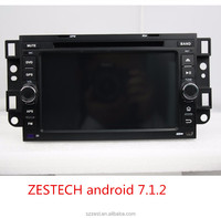 Quad Core Android 7.1 Car DVD Player For Chevrolet Aveo Epica Captiva Spark Optra Tosca Kalos Matiz Radio GPS Stereo