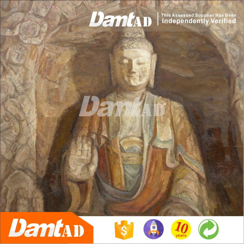 DMT AD custom canvas print modern art buddha abstract painting