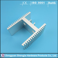 Iso9001 Standard Aluminium Extrusions Industrial Stamping