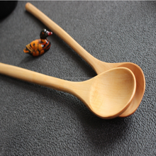 Hot Sale Rice Husks Wooden Spoon