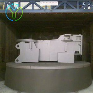 China makes high quality vehicle shot blasting machine sand blasting equipment