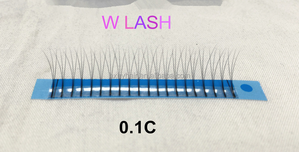 Russia Volume pre made fans 3d eyelashes