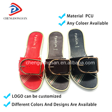 Latest Fashion New Model China Wholesale Beautiful Fancy Brand Name Simple Soles For Girls Materials To Make Shoes Women Sandals
