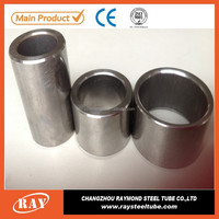 Pe coating carbon rubber lined carbon high tensile steel pipe