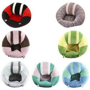 Newest stuffed and plush soft sofa for kids baby sofa chair