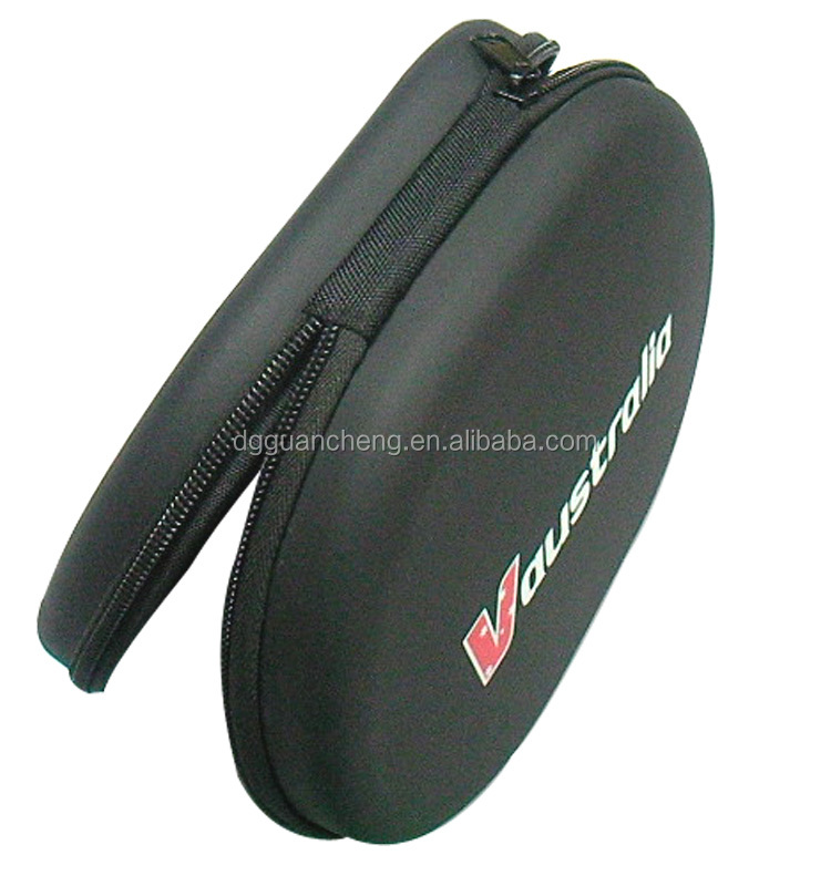 GC- Universal On-ear Foldable Carrying EVA Protect Headset Case box