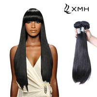 Wholesale Top Quality Human Remy Cheap Virgin Straight Peruvian Hair