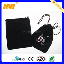 China professional factory produce velvet pouch gift bags