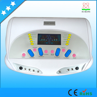 2014 hot sell Low frequency tens acupuncture therapy machine massager with infrared , laser and ultrasound