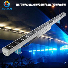 Manufacturer In China Under Bridge Lighting New Model Smd2525 36W Wall Washer For Outdoor Lighting