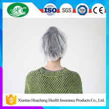 Reasonable Price Surgical Blue/White Nonwoven Disposable Round Cap