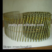 Galvanized Steel Roof Coil Nails