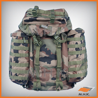 Military Backpack 100 liters - MOLLE System - Polyester 600D