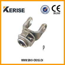 Agriculture machinery spare parts pto shaft yoke quick release yoke