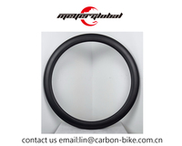 OEM decal logo 700C 50mm carbon clincher rims 16 18 20 24 28 32 36 holes 50mm depth 23mm Width Road Carbon Taiwan
